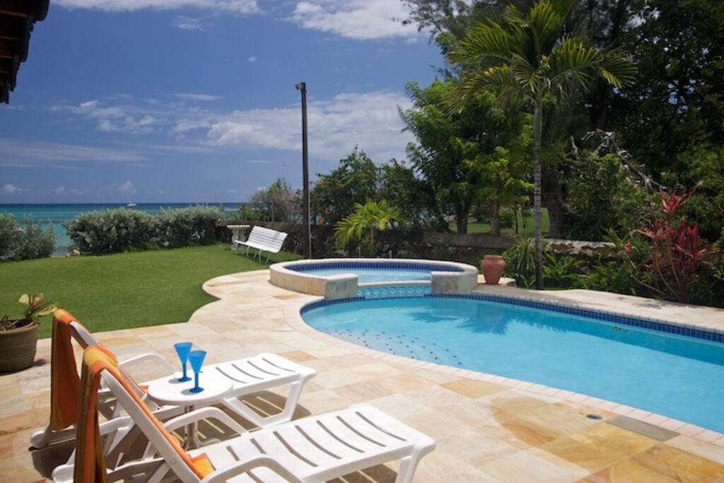 Bay Watch Pool