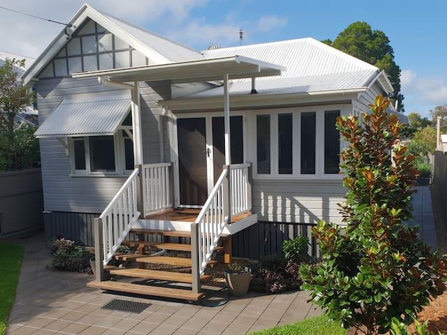 Pure Bribie - *a beach house escape*.