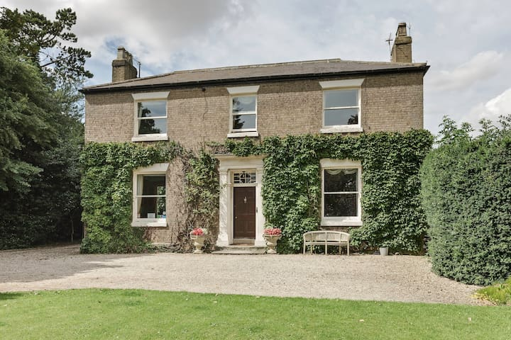 Croxton House B&B - Double Room - Croxton - Bed & Breakfast