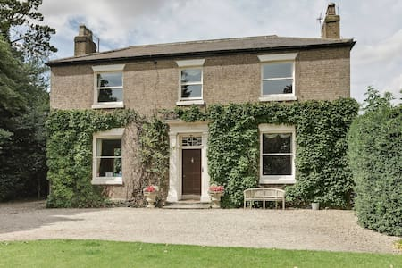 Croxton House B&B - Double Room - Croxton - Inap sarapan