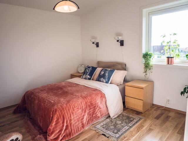 Luxury room Stavanger Panoramic views +BIKES