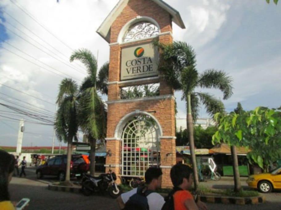 Located in the Famous Costa Verde Subdivision, Rosario Cavite