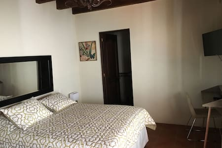 Romantic room in  Antigua!! - Antigua Guatemala - Huis