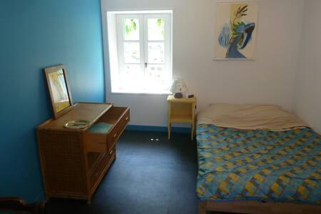 Chambre avec Sdb et WC privés