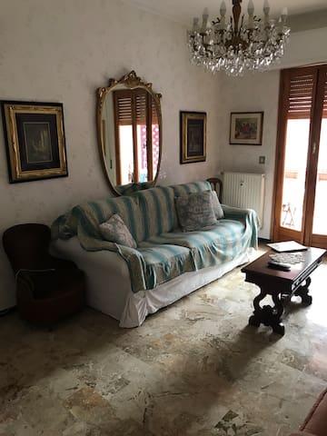 Appartamento in centro a Rapallo con terrazzo