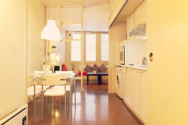 Sweet BCN One Bedroom Apartment - Park Guell