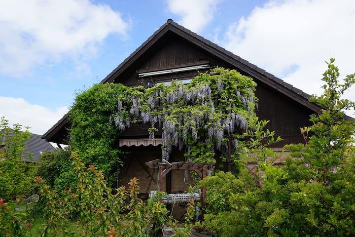Apartamento moderno en Neu, Lüdershagen con jardín vallado