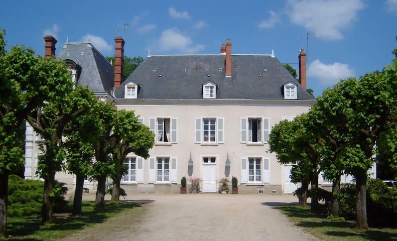 Chambre d'hôtes - Le Colombier à Châteauroux