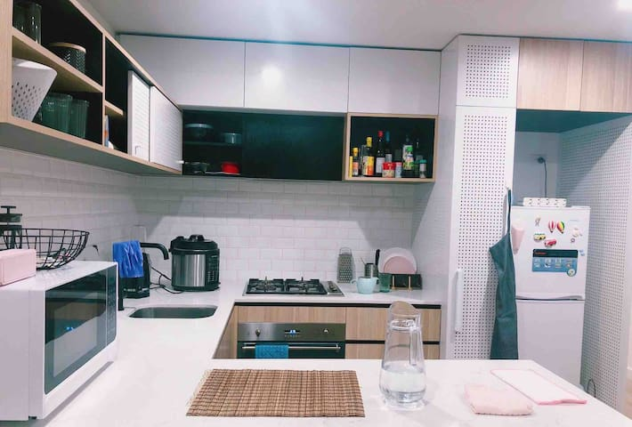 Kitchen of my house