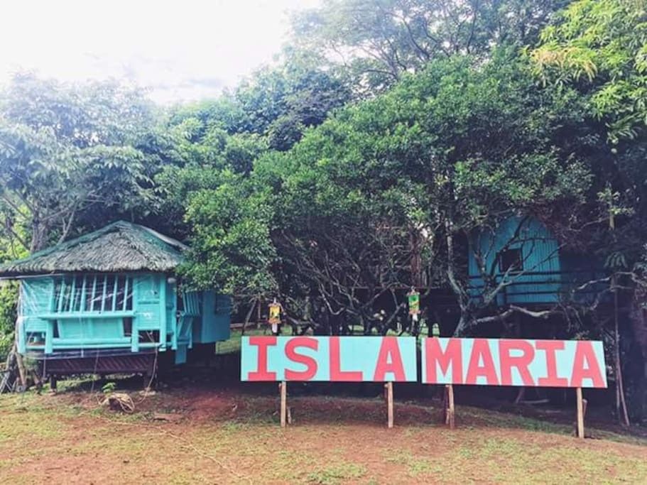 Island for rent...