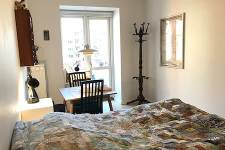 Lovely room on Christianshavn