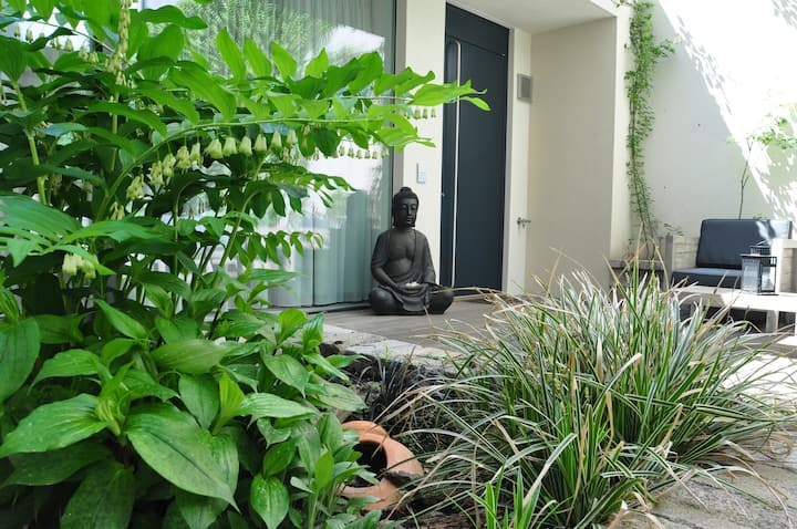 Garten-Apartement
