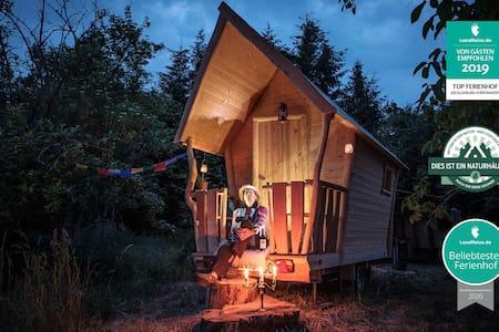 Tiny House in Ostseenähe (1-2 Personen)