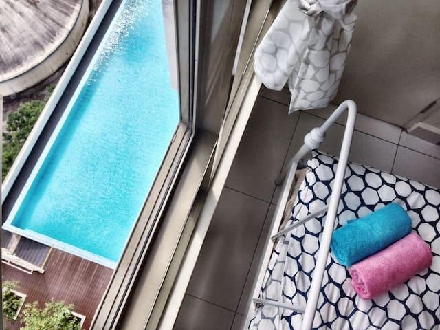 HOT!!! Celebrity Kitchen, STUDIO & A View! - Petaling Jaya - Apartment