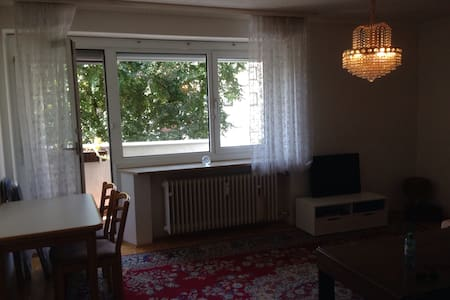 2-Zimmer-Wohnung in Germering (10 min zur S-Bahn) - Wohnung