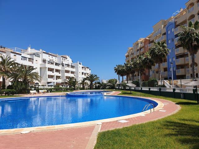 Apartamento exclusivo junto Puerto Tomás Maestre