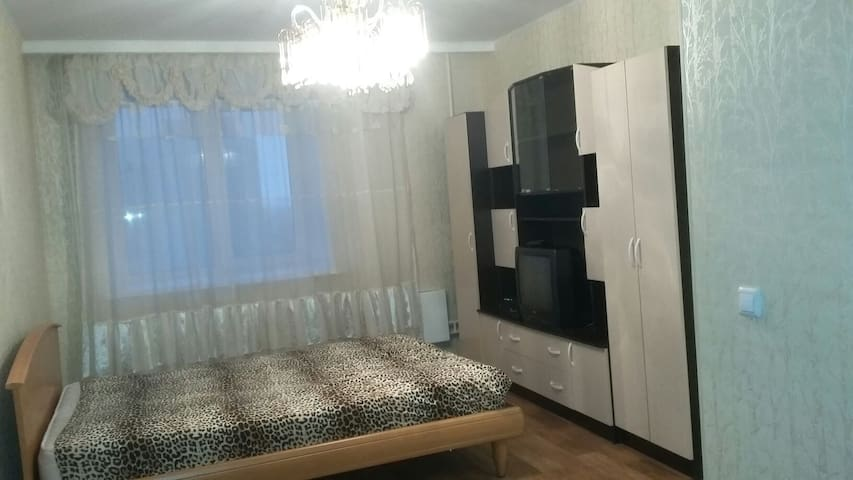 Уютная квартира в новом доме! - Тамбов - Apartamento