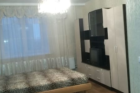 Уютная квартира в новом доме! - Тамбов - Appartement