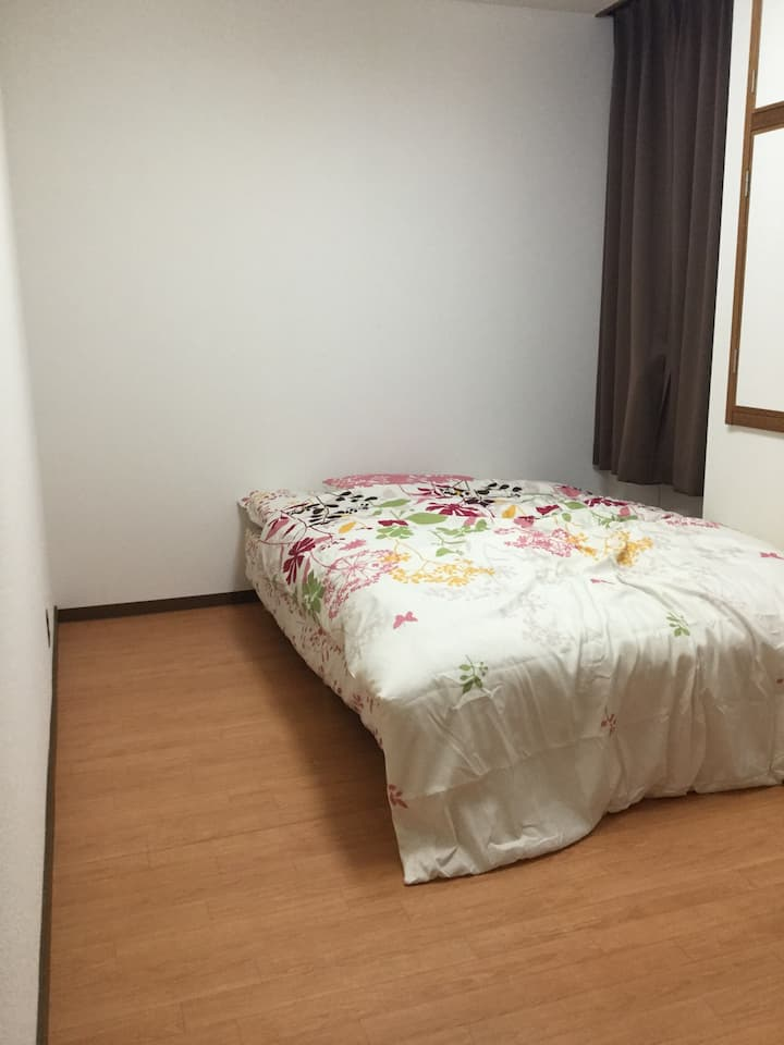 5 min from Kyoto Station 'Room C'