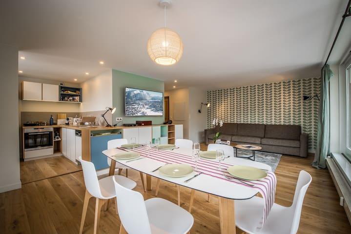 Lovely brand new apartement in Courchevel Le Praz