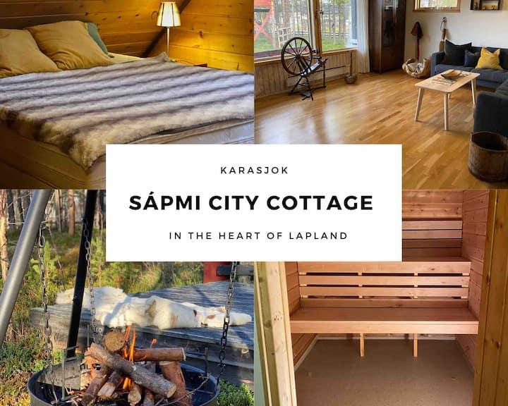 The Sàpmi City-Cottage