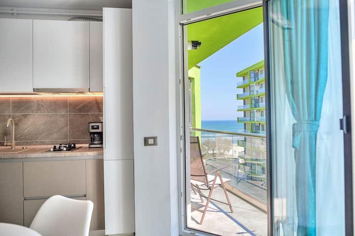 Sea Love apartment SPA n Pools Alezzi Beach Resort