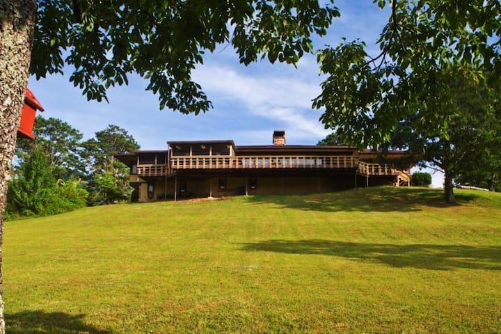 Wright House Retreat