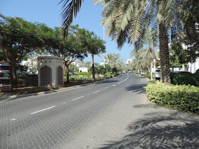 Townhouse at Al Mouj, Muscat