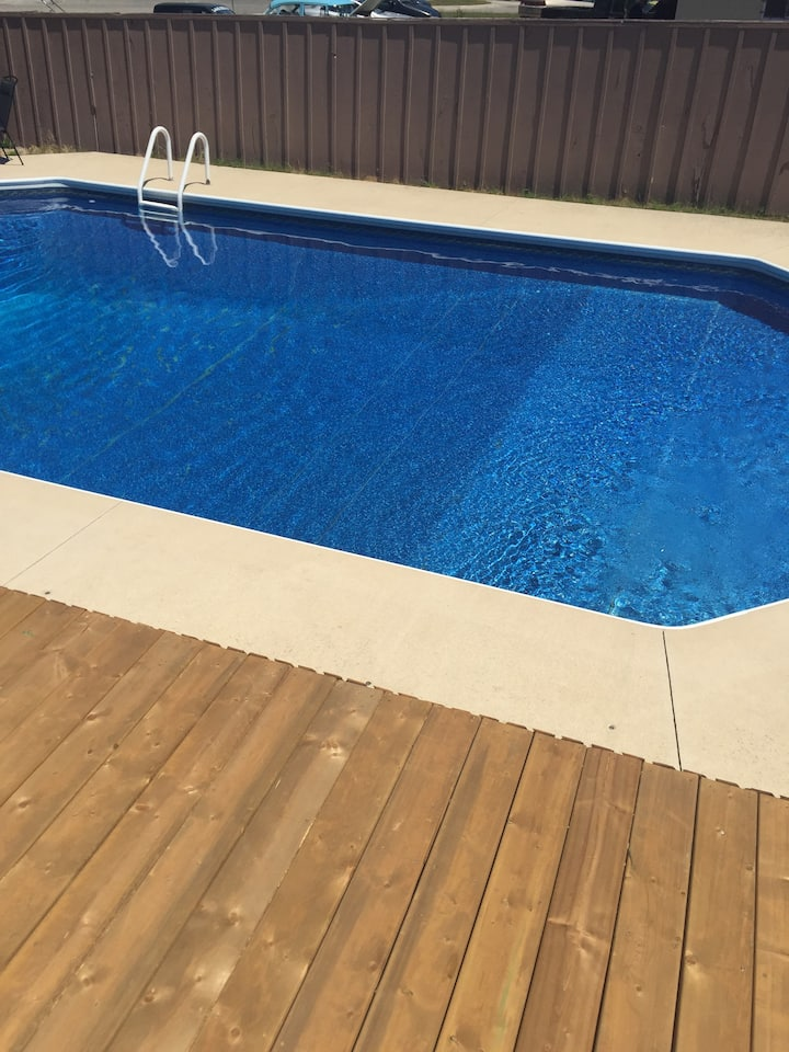 Monthly Wasaga Beach Vacation Rental(Family Share)