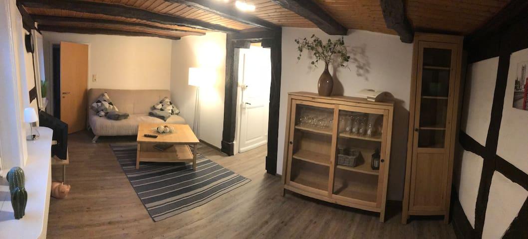Die kleine Gemütliche Wohnung