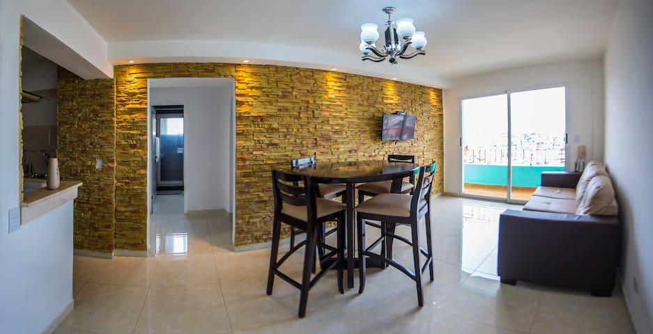 Luxury Apartment Sea Views - Havana Center + Wifi