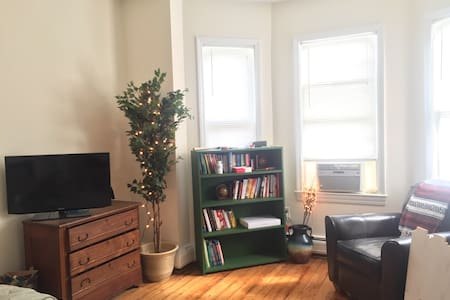 Spacious first floor bedroom - Somerville - Apartment