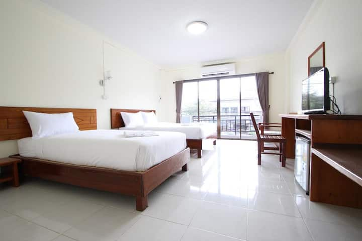 2.Aonang  memory apartment (2Bed for 3 person)