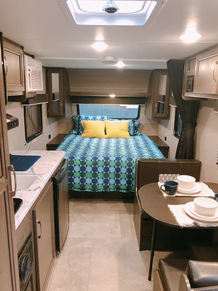 ✪ New 2020 ✪ 19' RV Guesthouse in Alum Rock SJ