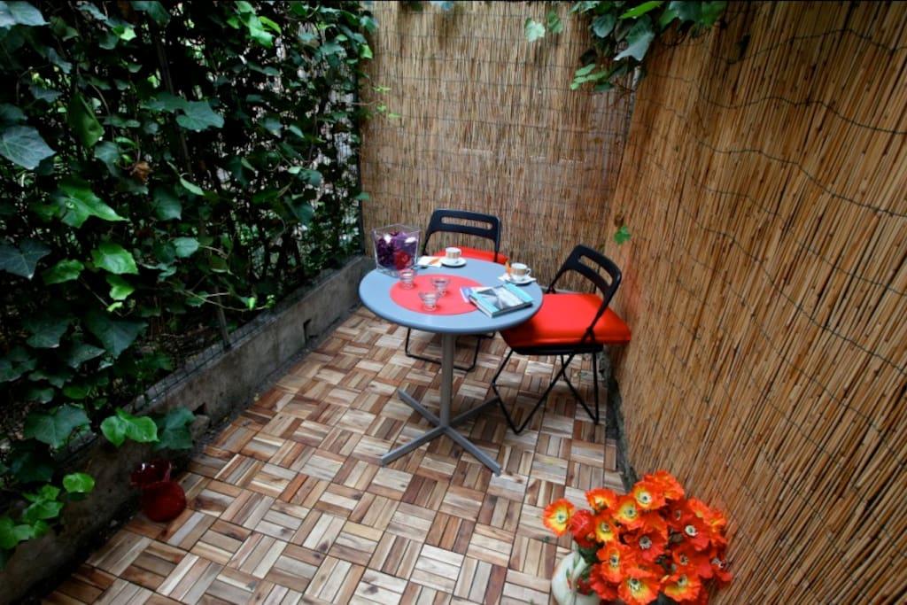 Monolocale con piccolo giardino appartamenti in affitto for Monolocale a venezia