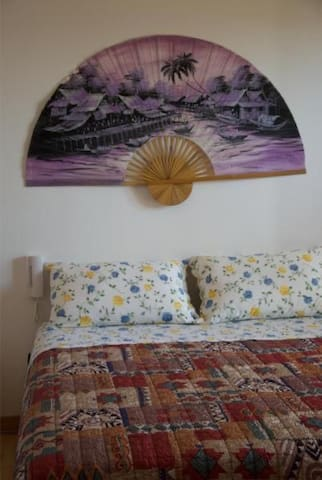 Camera da letto ad Aradeo