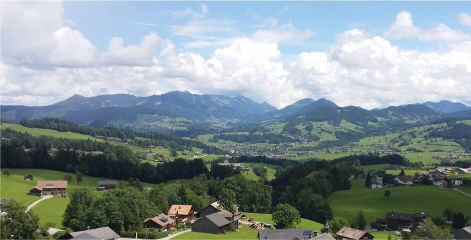 Vorderer Bregenzerwald