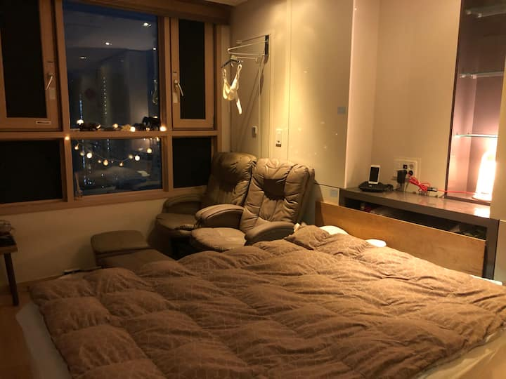 ANDY's COZY Room (5 min to Hong-Dae)