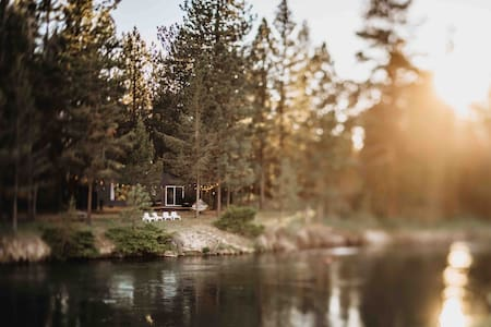 Deschutes River House • Fish, float, bike, relax