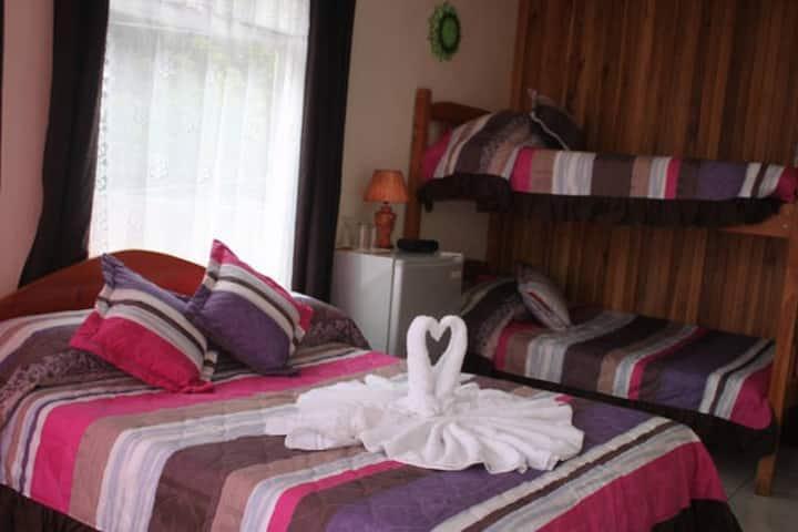 Hostel Sloth Ensuite w/bathroom free breakfast