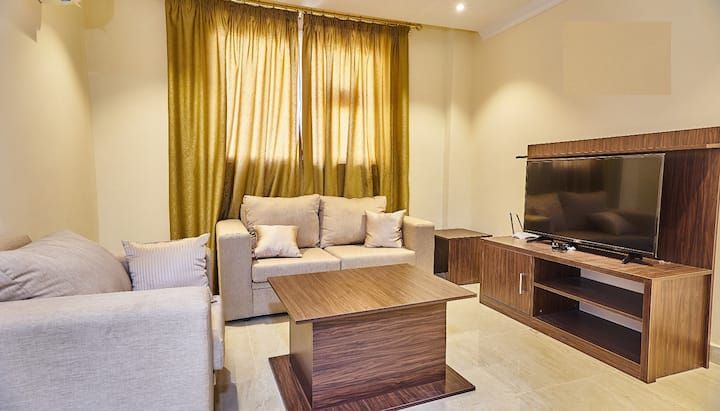 Fully Furnished One-Bedroom Apartment-Jasmine
