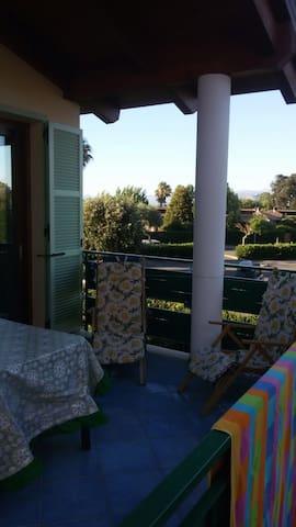 Balcone con Terrazzo