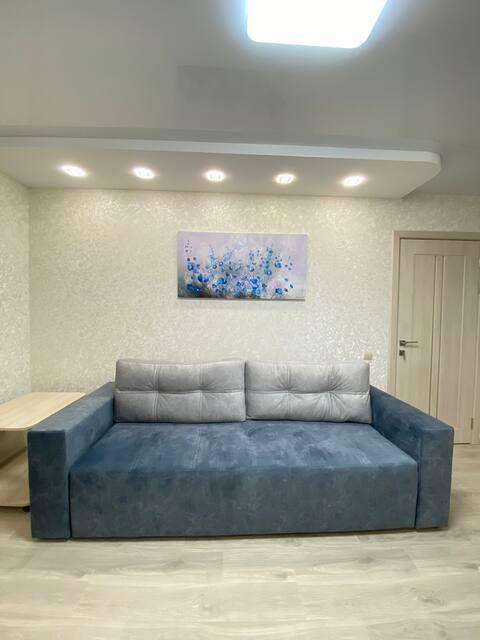 Двухкомнатная квартира в центре Чернигова