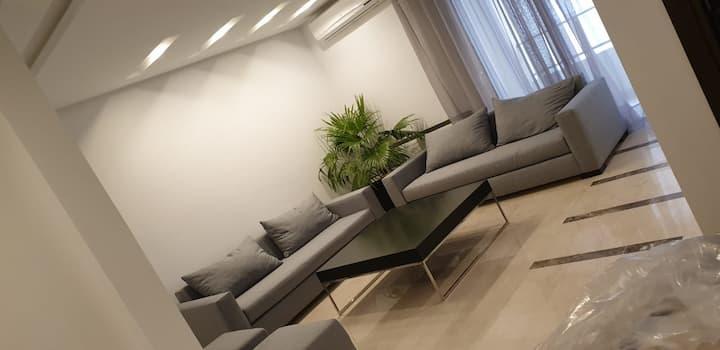 S+1 Luxury & moderne à jardin de carthage et lac 2