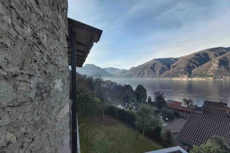 Bellagio Bilocale vista lago