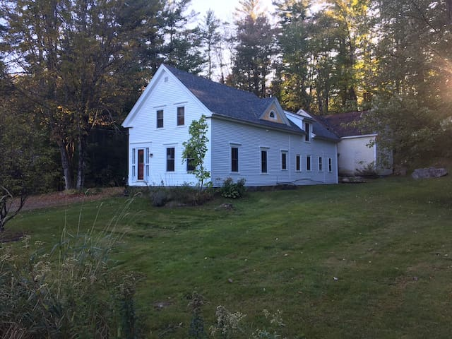 Songo Pond Farmhouse