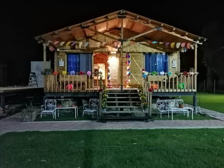 Cabañas Miraflores Habitación 4