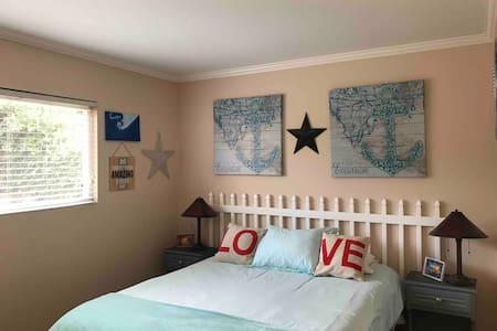 Great Location, Super Comfy Room