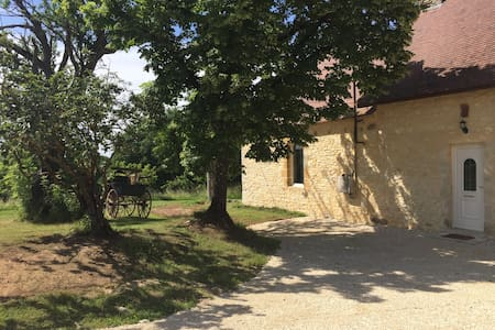 Charmante maison entre Cahors et Sarlat.