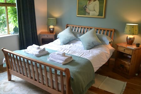 Lovely double rooms ensuite/private bath in Durham - Durham - Casa
